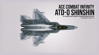 Ace Combat Infinity - ATD-0 Shows its spirit! - ATD-0 Lv.4