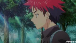 [AnimeFun] Аниме приколы под музыку Повар-боец Сома/Shokugeki no Soma
