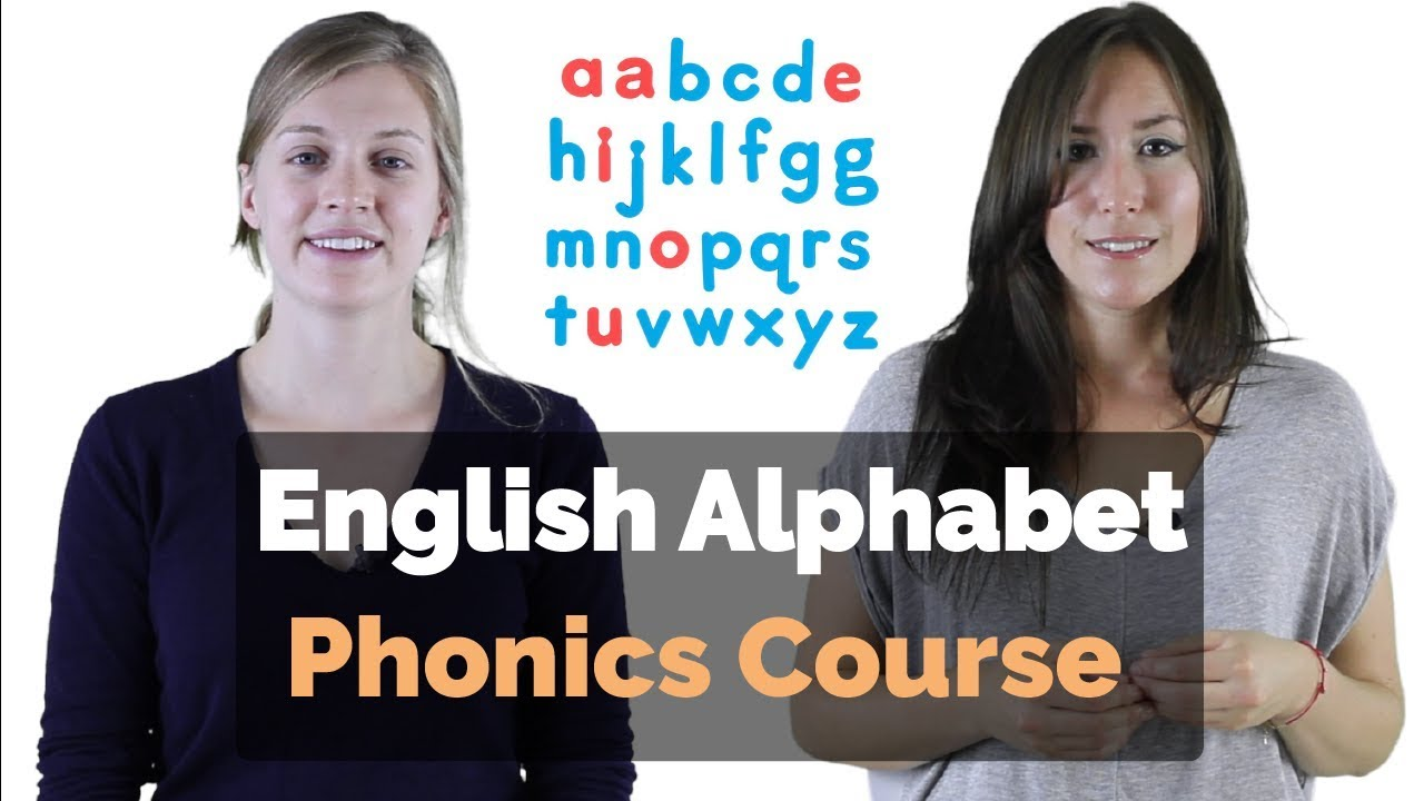 Alphabet Abc Learn And Practice Phonic Sounds English Pronunciation Course Youtube