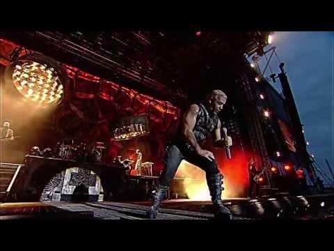 Rammstein-Feuer Frei! (Download Festival 2013)  PROSHOT