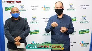 #LiveContraaCovid #5 | Rafael Muniz - Diretor do HU