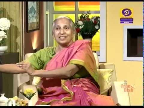 Veteran Dancer Nandini Eshwar in Shubhodaya Karnataka | 12-04-2019 | DD Chandana