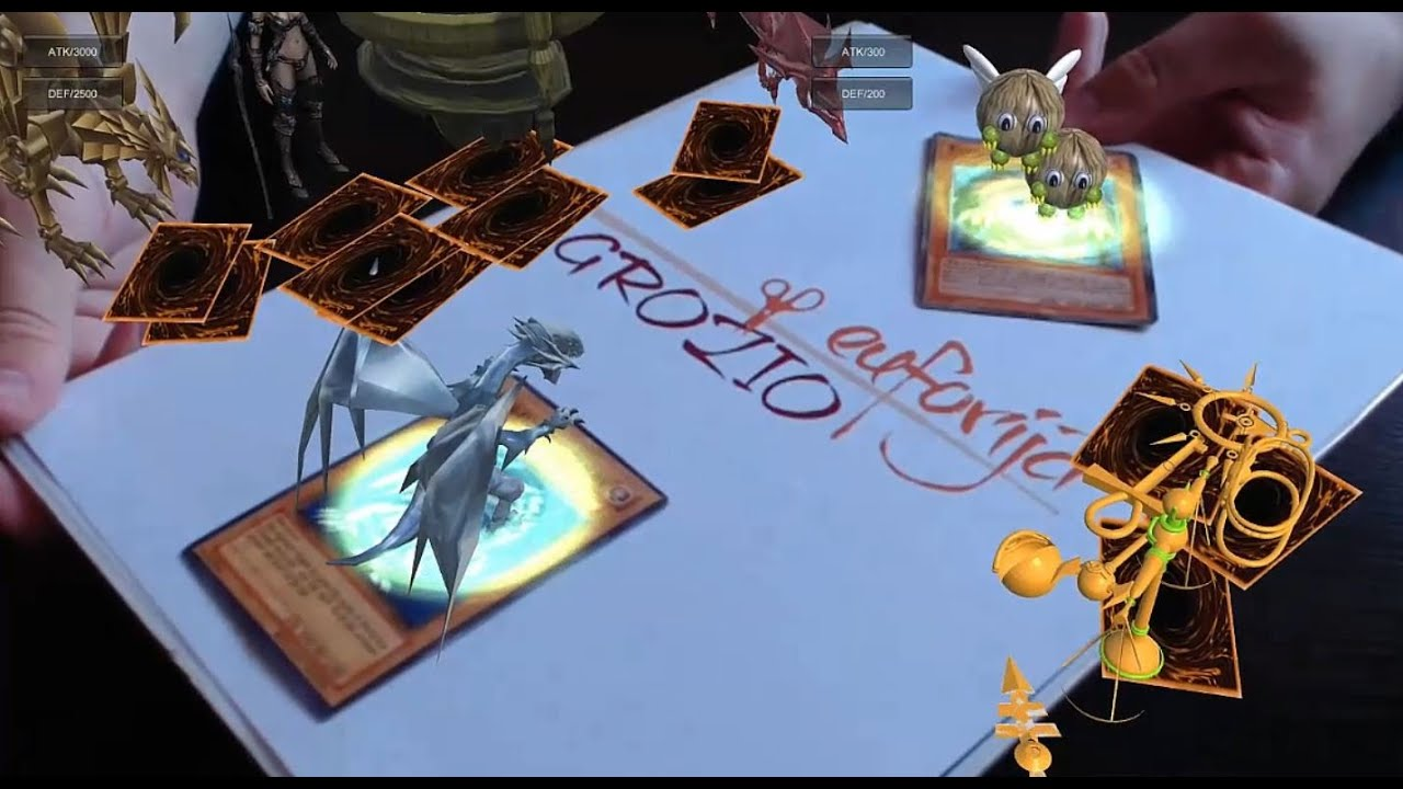 Augmented Reality Tutorial No. 21: Unity3D and Vuforia for ...