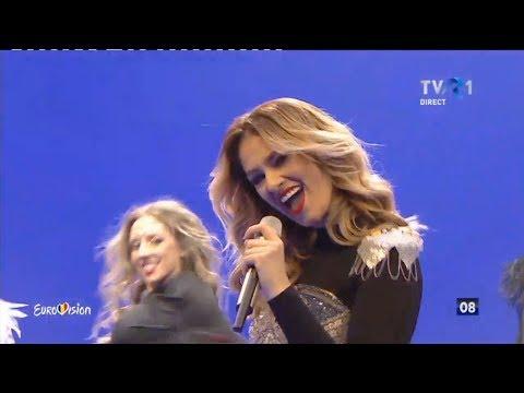 Feli - Bună de iubit (Royalty)| Finala Eurovision România 2018