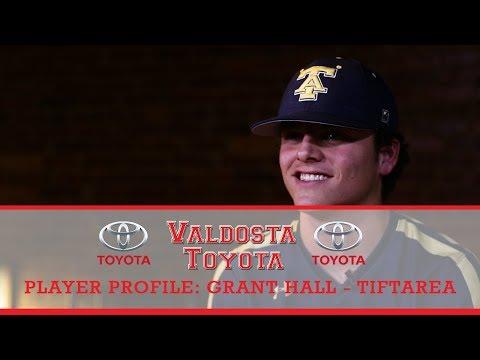 Grant Hall - Tiftarea Academy Baseball