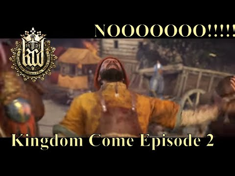 Kingdom Come: Deliverance - Episode 2 - Parental Advisory (Bad Language)