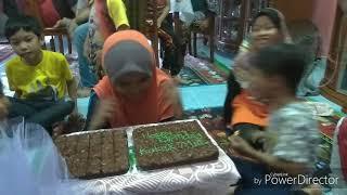Happy Birthday Ubi Kayu.