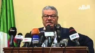 عمار سعداني / الأمين العام لجبهة التحرير الوطني ---- el bilad tv ----