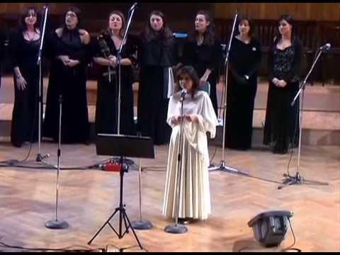 Sanctus di Lourdes - Myriam's Harmony - Lara Corace - Conservatorio S.pietro a Maiella - Napoli