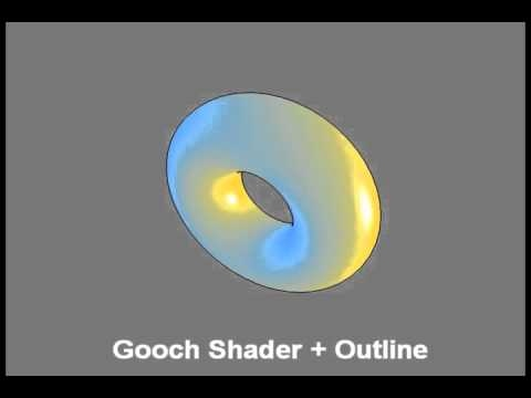 GLSL Shaders by Mark