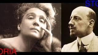 Racconti: La vita infelice di Eleonora Duse e la relazione con Gabriele D'Annunzio
