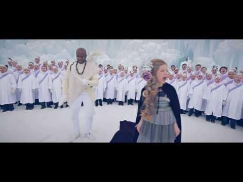 Let It Go Frozen Alex Boyé Tribal Cover Ft One Voice Childrens Choir