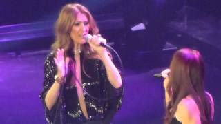 "Céline Dion - ""On ne change pas"" et ""Destin"" Bercy 25.11.2013"