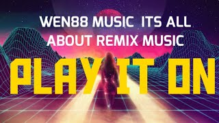 AKON_SOLO / JUST GIVE ME A REASON REMIX / PLAY IT ON