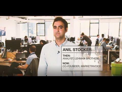 MarketInvoice CEO Anil Stocker on BBC News Channel