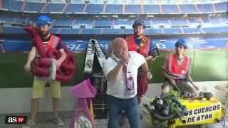 La canción de la 34ª liga del Real Madrid