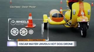 Oscar Mayer adds drone to its 'WienerFleet' thumbnail