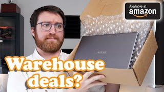 Should you buy an Amazon Warehouse deal Laptop?