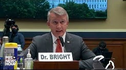 WATCH: Whistleblower Rick Bright says administration's inaction extended timeline for U.S. reopening
