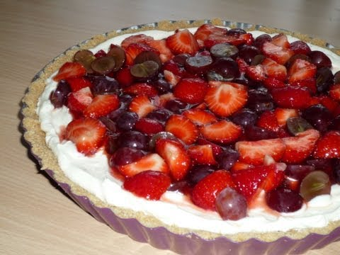 Cheesecake ohne Backen (No Bake Cheesecake)