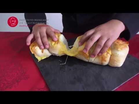 Pan de queso / Ingredientes en la caja de  comentarios
