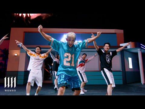 WONHO 원호 'BLUE' MV