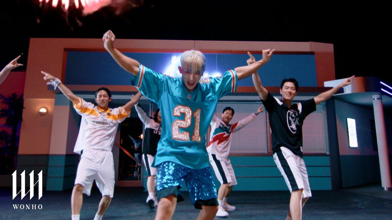 Download WONHO 원호 'BLUE' MV