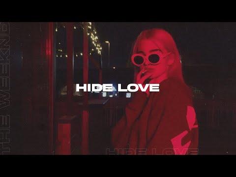 [FREE] The Weeknd Type Beat   Nav Type Beat – Hide Love   prod. KATANOBEAT