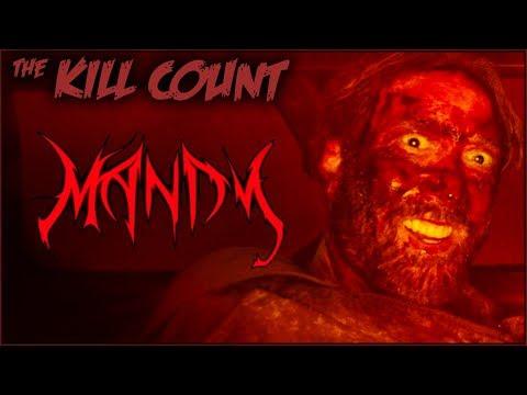 Mandy (2018) KILL COUNT