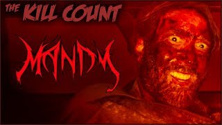 Mandy (2018) KILL COUNT
