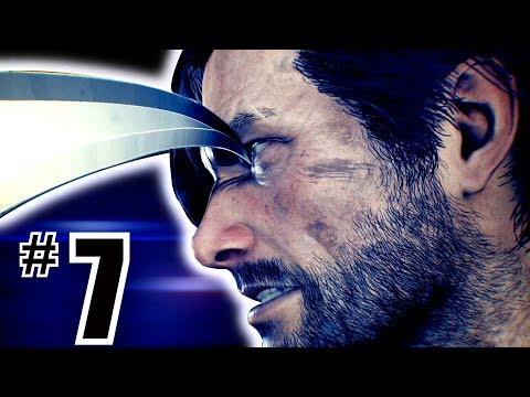 A VERY CLOSE SHAVE 🔪🔪🔪🔪- The Evil Within 2 Part 7