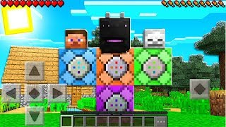 Do *NOT* Spawn This Boss in Minecraft Pocket Edition..