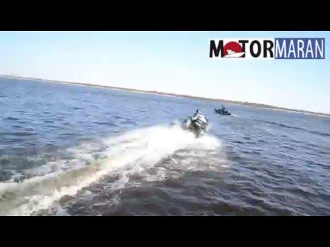 ПВХ лодка СанМарин (SMarine) серии Strong - SA330