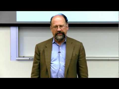 "William Schlesinger - ""New Perspectives on Biogeochemical Cycles"""