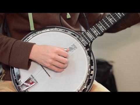 Carol of the Bells--Banjo