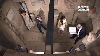 Los restos de Emanuela Orlandi no aparecen en el Vaticano