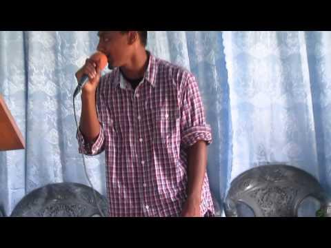 """Mek we Free"" LIVE in Guyana GOSPEL REGGAE"