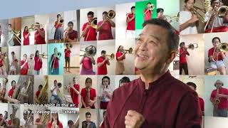 Count on Me Singapore – featuring 400 Singapore musicians
