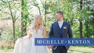 Kenton & Michele's Wedding Film | Sony a7iii