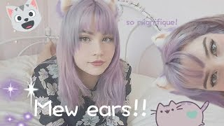 ♥~ Woodland Creature Ears Review ~♥