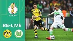 De Bruyne schießt Wölfe zum Titel | Borussia Dortmund - VfL Wolfsburg 1:3 | DFB-Pokal-Finale 2015