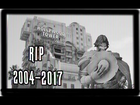 Tribute to: The Twilight Zone© Tower of Terror (RIP 2004-2017)
