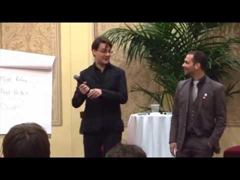 Advanced Walkup Street Hypnosis - Igor Ledochowski - Anthony Jacquin - Head Hacking