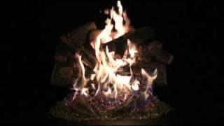 Rasmussen TimberFire (LC Burner) Vented Gas Log Set