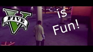HOW I PLAY GTA V