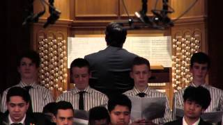 Massed Choir item - Dance of the Slaves - Alexander Borodin arr Richard Oswin