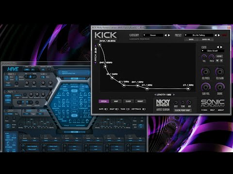 Nicky Romero Kick Synth Review (Plus Hive Bass)