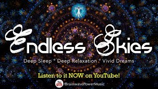 'Endless Skies' Go on A Journey Through Space with Self Reflection - POWERFUL Music