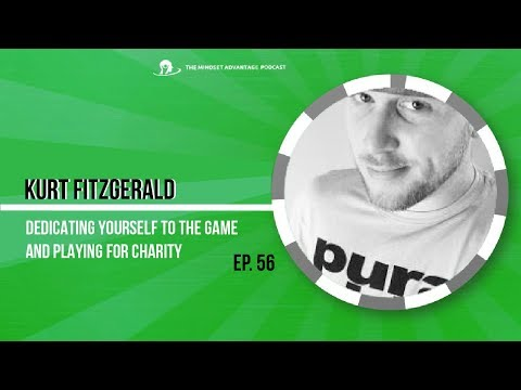Kurt Fitzgerald on Dedicating Yourself To The Game And Playing For Charity #56