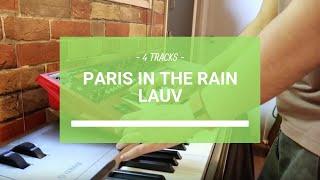 Download Lagu PARIS IN THE RAIN - LAUV【INSTRUMENTAL AUDIO】 Mp3